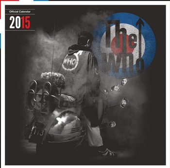 The Who - Kalender 2016