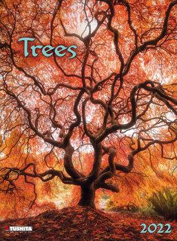 Kalender 2022 Trees
