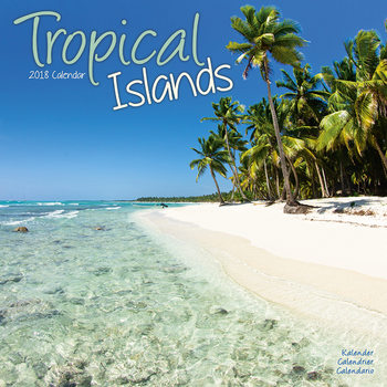 Kalender 2018 Tropical Islands
