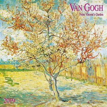 Kalender 2019 van Gogh - From Vincent´s Garden