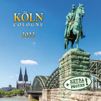 Köln Kalender 2022