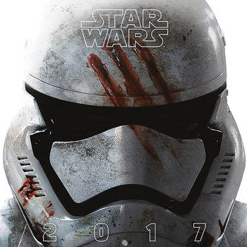 Star Wars VII Kalender 2017