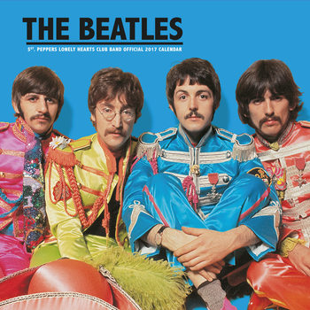 The Beatles Kalender 2017