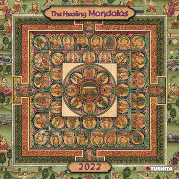 The Healing Mandalas Kalender 2022