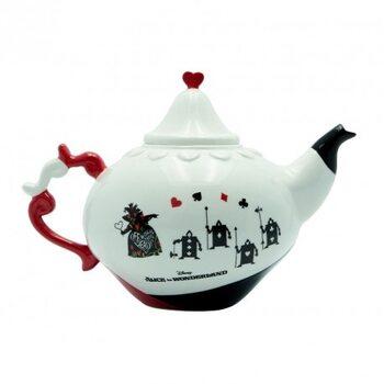 Riad Kanvica na čaj Disney - Alica v krajine zázrakov - Queen of Hearts