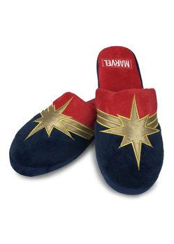 Kapcie Marvel - Captain Marvel