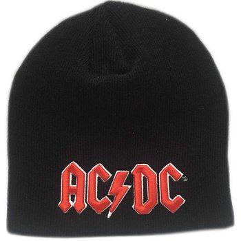 AC/DC - Red 3D Logo Kapa
