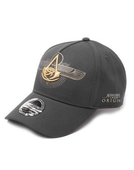 Assassin's Creed - Origins Logo Curved Bill Kapa