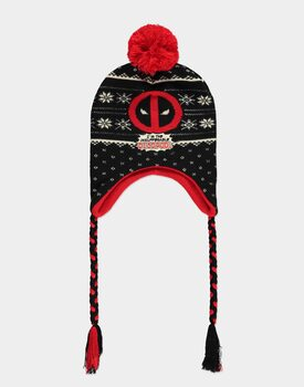 Deadpool - Badge Kapa