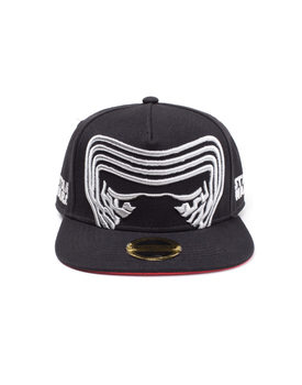 Star Wars The Last Jedi - Kylo Ren Inspired Mask Snapback Kapa