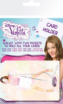 Violetta - This Is Me kártyatartó