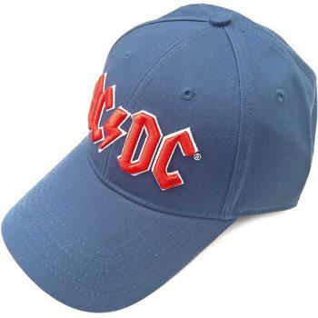 AC/DC - Red Logo Kasket