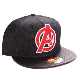 Avengers - Logo Kasket