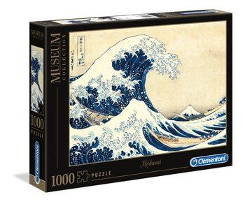 Puzzle Katsushika Hokusai - The Great Wave off Kanagawa