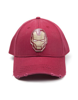Keps Avengers - Iron Man Copper Badge