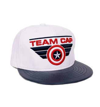 Keps Captain America - Team Cap