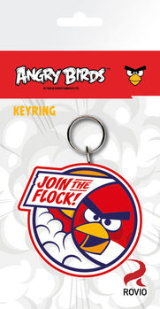 Llavero  Angry Birds - Red