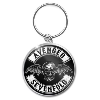 Llavero  Avenged Sevenfold Deathbat