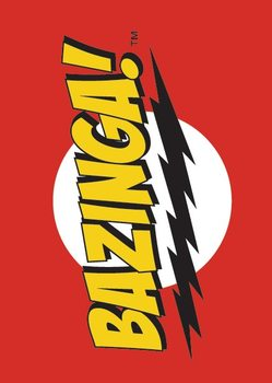 Llavero Big Bang - Bazinga