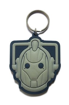 Llavero DOCTOR WHO - cyberman