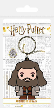 Llavero  Harry Potter - Hagrid Chibi