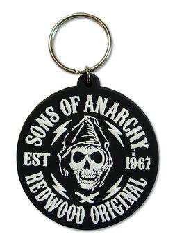 Llavero  Hijos de la anarquía - Redwood Original