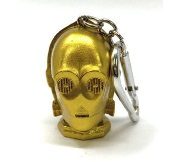 Llavero Star Wars - C3PO