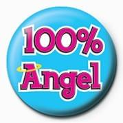 Kitűzők 100% ANGEL