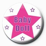 Kitűzők BABY DOLL