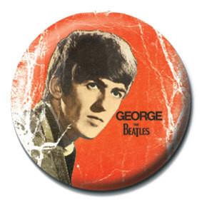 BEATLES - George - Kitűzők