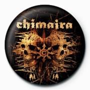 Kitűzők Chimaira (Double Skull)