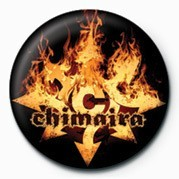 Kitűzők Chimaira (Fire)