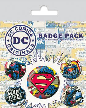 DC Originals - Batman Comic kitűző