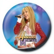 Kitűzők HANNAH MONTANA - Sing