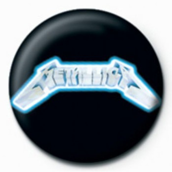 Kitűzők METALLICA - logo