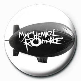 Kitűzők My Chemical Romance - Airs
