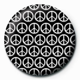 Kitűzők PEACE (MULTI)