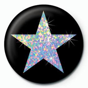 Kitűzők SILVER STAR