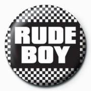 Kitűzők SKA - RUDE BOY