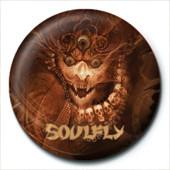 Kitűzők Soulfly - Demon