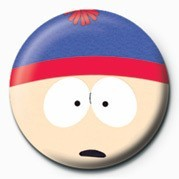 South Park (STAN) - Kitűzők