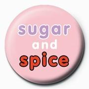 Kitűzők Sugar & Spice