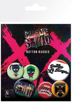 Suicide Squad – Öngyilkos osztag  - Lil Monster kitűző