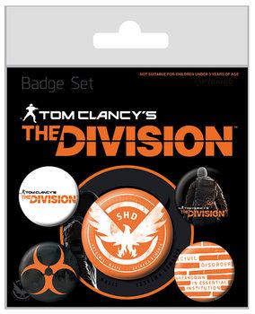 The Division kitűző