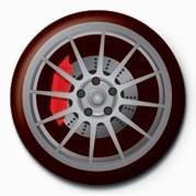 Kitűzők Wheel