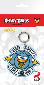 Klíčenka  Angry Birds - Blue