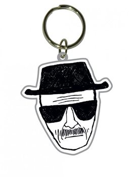 Klíčenka Breaking Bad (Perníkový táta) - Heisenberg suit