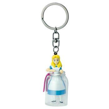Klíčenka Disney - Alice in the Bottle