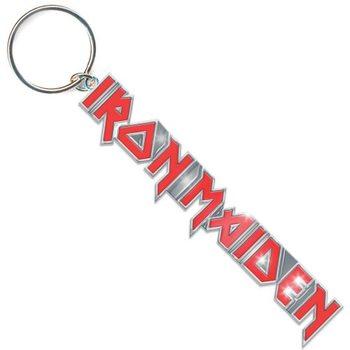 Klíčenka  Iron Maiden - Logo