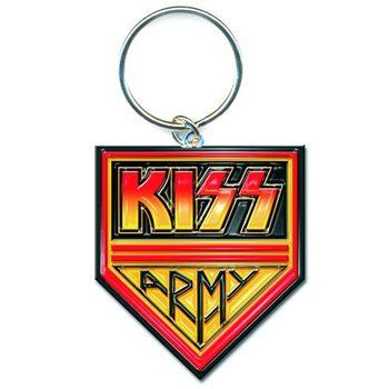 Klíčenka Kiss - Army Pennant